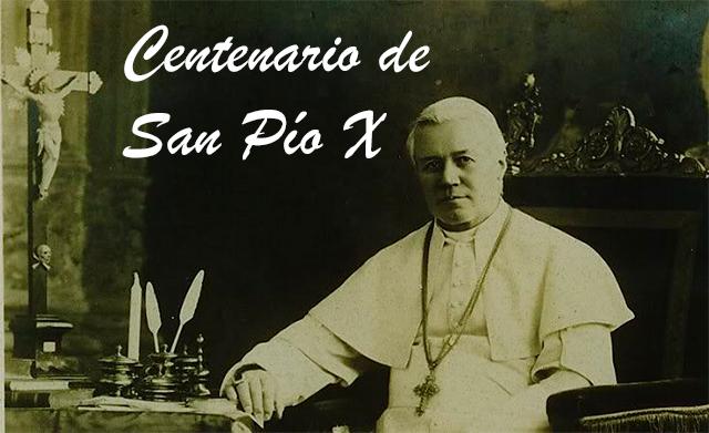 Centenario de San Pío X