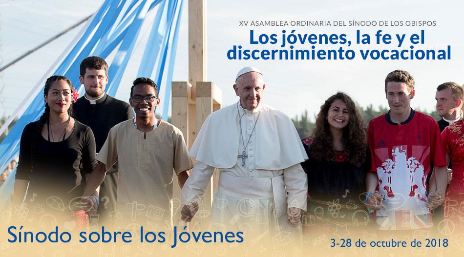 Sínodo sobre los jóvenes #Synod2018