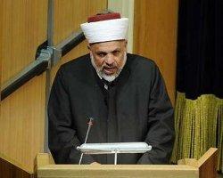 El juez supremo de las cortes islámicas de Jerusalén boicotea un acto del Papa