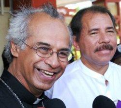 Daniel Ortega acusa a la Conferencia Episcopal de Nicaragua de apoyar a Somoza