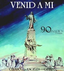 El 21 de junio, solemne renovación de la Consagración de España al Corazón de Jesús en el Cerro de los Ángeles