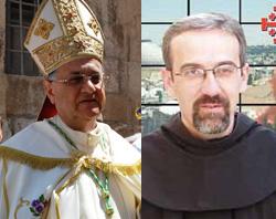 El Patriarca de Jerusalén y el Custodio de Tierra Santa aseguran que el Papa ha dejado semilla de esperanza