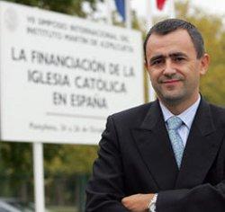 Giménez Barriocanal se muestra muy satisfecho con el apoyo económico de los españoles a la Iglesia