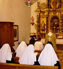 Este domingo se celebra en España la Jornada «Pro Orantibus»