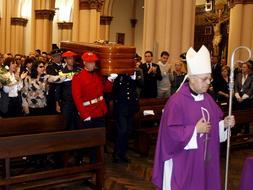Monseñor Blázquez reitera la petición de «unidad clara y perseverante contra la organización terrorista»