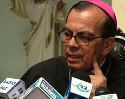 El episcopado de El Salvador pide que la situación en Honduras se normalice lo antes posible