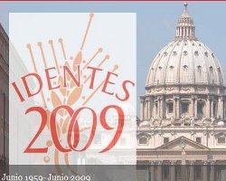 Los misioneros identes celebran el 50º Aniversario de su fundación