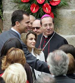 Monseñor Francisco Pérez: «El ser humano no es algo, es alguien»