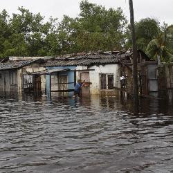 Cáritas Internacional se moviliza tras las inundaciones en Namibia