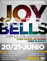Joybells trae a España el mejor gospel de Europa