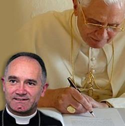 Andrea Tornielli asegura que existe la posibilidad de que el Papa proponga un ordinariato para los lefebvristas