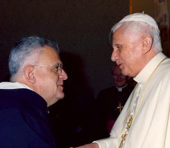 El Papa nombra a Mons. Augustine Di Noia vicepresidente de «Ecclesia Dei»