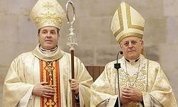 Los obispos de Bilbao piden «una vez más la desaparición de ETA»
