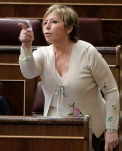 Celia Villalobos hará todo lo que esté en su mano para impedir la reforma de la ley del aborto en España