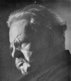 Proponen la beatificación de Chesterton