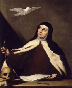 El Santo Padre se interesa en la celebración del V Centenario del nacimiento de Sta. Teresa de Jesús