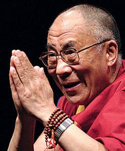 Taiwán desafía a China permitiendo la visita a la isla del Dalai Lama
