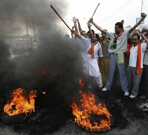 La Comisión sobre la Libertad Religiosa Internacional de los Estados Unidos incluye a la India en su lista negra