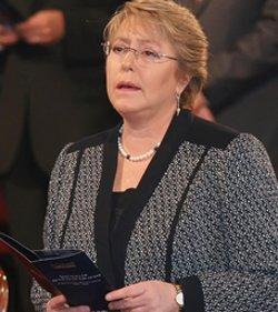 Bachelet reconoce que ha cambiado de opinión sobre el matrimonio homosexual y ahora lo apoya