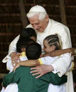 El Papa utiliza las palabras más duras de Cristo para condenar a los pederastas