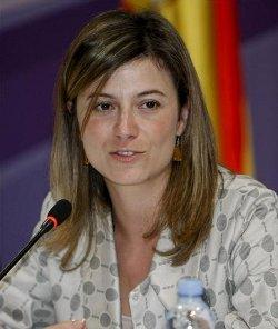 Bibiana Aído asegura que el PP quiere dar pasos atrás al proponer la vuelta del aborto al Código Penal