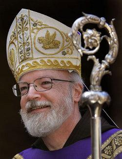 El cardenal Sean O'Malley rechaza asistir a una ceremonia de graduación en una universidad jesuita