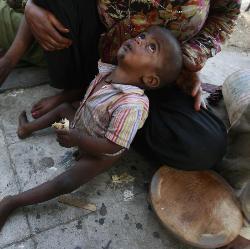 UNICEF confirma que medio millón de niños somalíes pueden morir por desnutrición