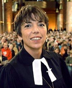 Detienen a la presidenta del Consejo de la Iglesia Evangélica de Alemania mientras conducía en estado de embriaguez