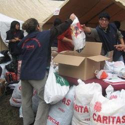 Las peticiones a Cáritas han aumentado más de un 40% este año