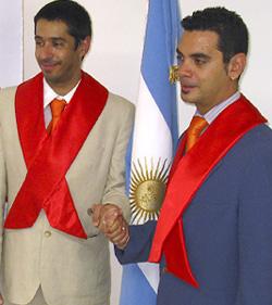 Una jueza argentina declara nulo el fallo judicial que iba a permitir la primera boda gay en Hispanoamérica