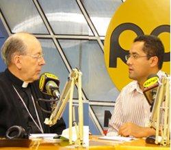 El cardenal Cipriani anima a convertirse en apóstol de la vida a una mujer arrepentida de haber abortado
