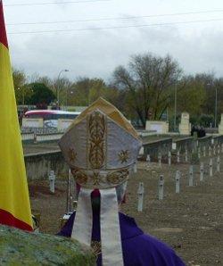 Monseñor Reig Pla califica Paracuellos como la «catedral de mártires más importante del mundo»