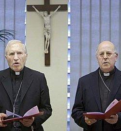 La CEE analizará la propuesta de Rubalcaba para suprimir los «privilegios hipotecarios» de la Iglesia