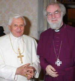 Se reaunuda el diálogo ecuménico entre la Iglesia y la comunión eclesial anglicana