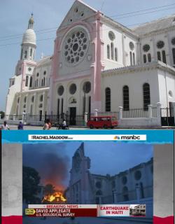El Arzobispo de Puerto Príncipe muere en el terremoto que ha asolado Haití