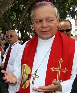 El Arzobispo de Puebla se suma al llamado del Cardenal Norberto Rivera en contra del matrimonio gay