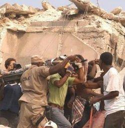 Cáritas internacional se moviliza para ayudar a las víctimas del terremoto de Haití