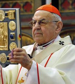 El Cardenal Miloslav Vlk asegura que Europa será islámica si los cristianos no despiertan