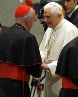 El Primado de Irlanda confirma que el Papa está muy preocupado por los abusos a menores