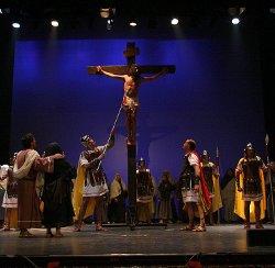 El Grupo Cultural Jerusalem representará La Pasión de Cristo en la sede del obispado de Alicante