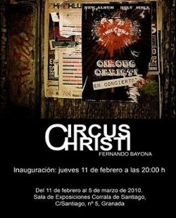 La Universidad de Granada clausura la exposición blasfema de Fernando Bayona