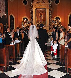 Se desploma el número de matrimonios católicos en Cataluña