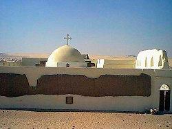 Restauran en Egipto el monasterio cristiano más antiguo del mundo