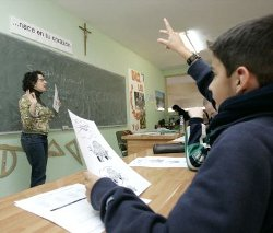Los obispos gallegos recuerdan a los padres católicos su deber de inscribir a sus hijos en la asignatura de religión
