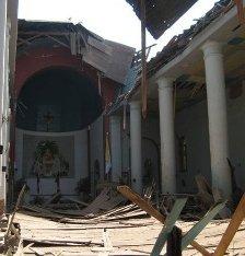 Ayuda a la Iglesia Necesitada lanza una campaña para construir capillas de emergencia en Chile