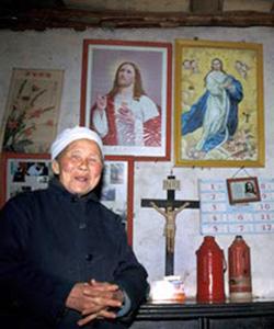 El Papa pide a la Iglesia entera que rece por los católicos chinos