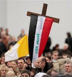 Los líderes cristianos de Iraq piden que se garantice el derecho a elegir la religión
