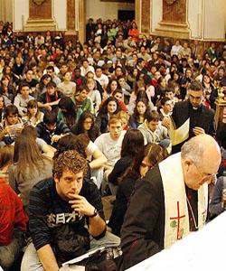 El Arzobispo de Valencia lanza un proyecto de evangelización en el que los jóvenes serán protagonistas