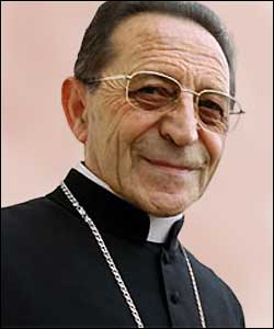 Baena se echa a la calle para agasajar al Cardenal Julián Herranz