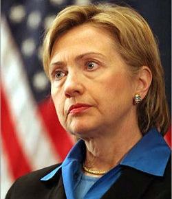 Hillary Clinton alaba la promoción que hace Estados Unidos del lobby gay en países católicos